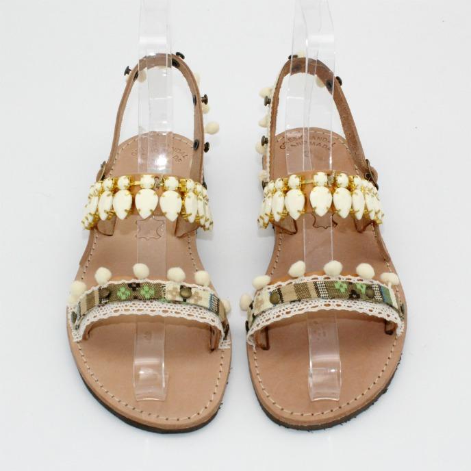 Made Hand Main ShoesChaussures Grecques Fait GrecquesSandales Nn8Owk0PX