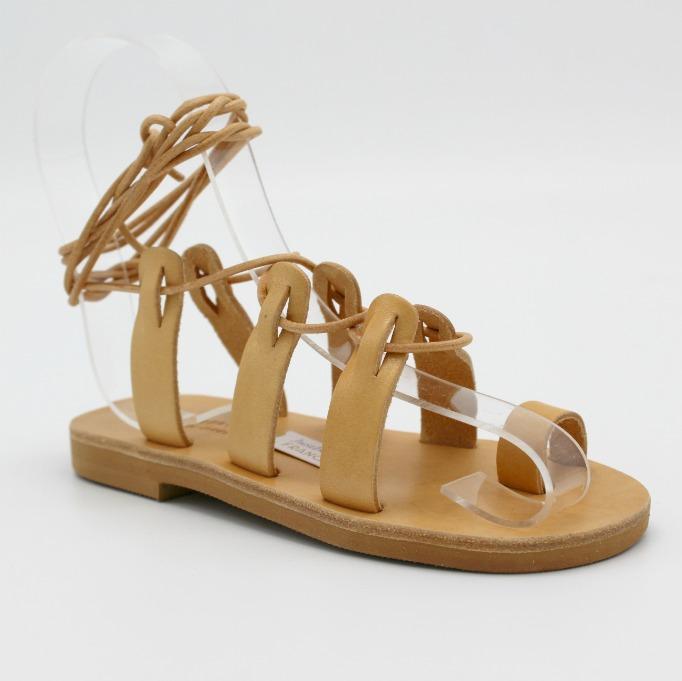 made grecques shoes main fait sandales hand grecques Chaussures d5tBdq